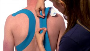 Medical Taping tegen hooikoorts, COPD
